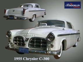 1955 Chrysler C-300 small.JPG (18708 bytes)