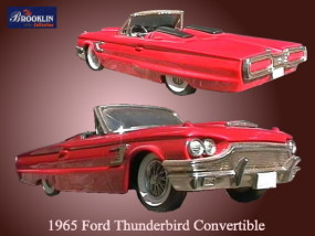 1965 Ford Thunderbird Convertible small.JPG (19290 bytes)