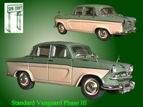 Standard Vanguard Phase III Green Small.JPG (20463 bytes)